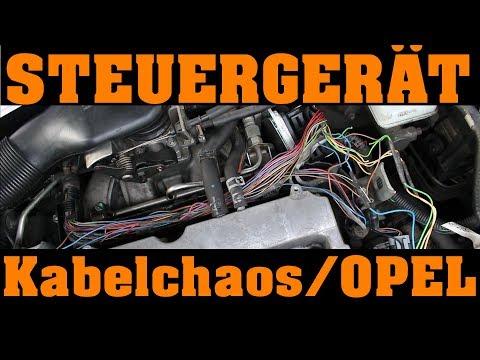 Opel Vectra B und die Kabel des GRAUENS !!! 😵⛔