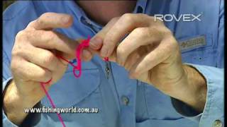 How to Series 1 - Tie a loop knot [VIDEO]