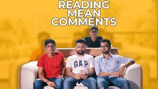 READING MEAN COMMENTS | DUDE SERIOUSLY
