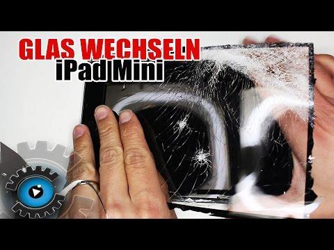 iPad Mini Glas Digitizer Wechseln Tauschen Reparieren [Deutsch/German]