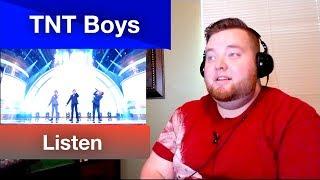 TNT Boys Sing Beyonce's Listen | Little Big Shots - Jerod M Reaction