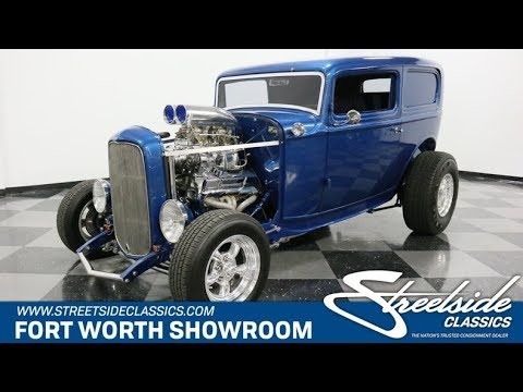 Video of '32 Sedan - PIB5