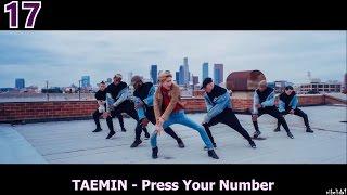 MY TOP 50 KOREAN SONGS 2016