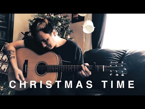 CHRISTMAS TIME | Song A Week - isaacturner (iPhone X Music Video)