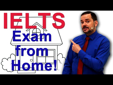 Take IELTS Exam at Home - Explanation Tips and Strategies ...
