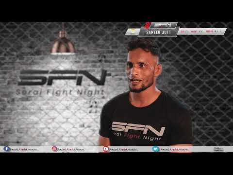 Sameer Jutt | Exclusive Interview | Zalmi TV presents Serai Fight Night 2019 | MMA