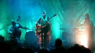 Ane Brun - My Lover will go @Paradiso Amsterdam 12/10/13