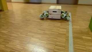 Robots Transform Into Furniture At EPFL