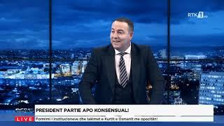 Debat - President partie apo konsensual! 16.03.2021