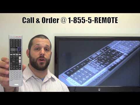 YAMAHA RAV380 Remote Control