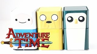 Adventure Time Mystery Minis Blind Bag Opening - Part 1