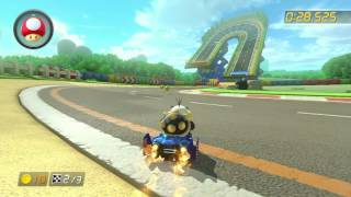 GBA Mario Circuit - 1:20.357 - V2 (Mario Kart 8 World Record)
