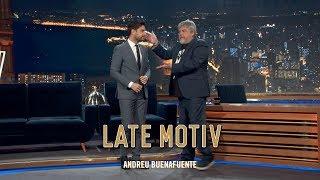LATE MOTIV - Miguel Maldonado. Presenta Javier Coronas I #LateMotiv576