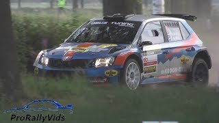 ELE Rally 2018 - Crash - Max Attack - Mistakes By ProRallyVids