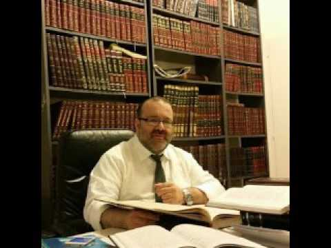 Introduction aux lois de Mouktsé (2/2) - Rav David Pitoun