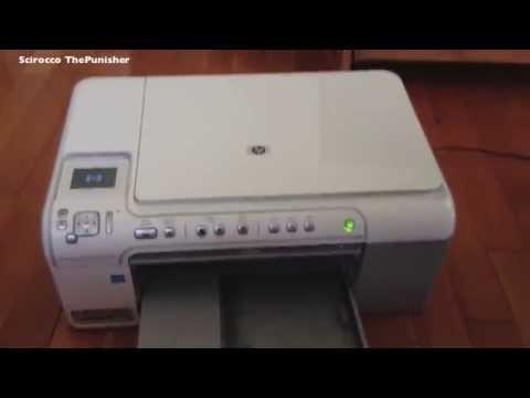 HP Photosmart C5380 [HD]