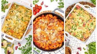 3 Baked Pasta Recipes | Easy Fall Dinner Ideas