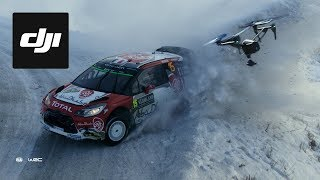 DJI Stories - WRC - The Evolution of Aerial Technology