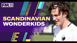 FM20 Scandinavian Wonderkids in Scandinavian