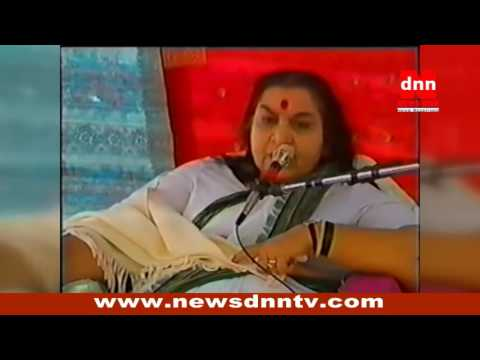 Health Advice,part 3 Rahuri, India tour Talk By H. H. Shri Mata Ji Nirmala Devi Ep 103