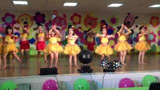 2012/8/25 幼稚園畢業典禮 大班表演5