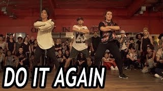 DO IT AGAIN - Pia Mia ft Chris Brown Dance   @MattSteffanina Choreography (@PrincessPiaMia)