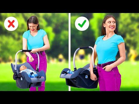 סרטון טיפים שיעזור לכם להפוך להורים כיפיים יותר