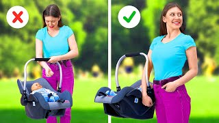 21 PRICELESS HACKS FOR PARENTS || Clever Ideas That Will Make Kids Happier