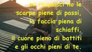 jovanotti - Le tasche piene di sassi (Una canzone per te).wmv