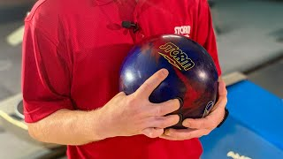 Better Bowling | How To Put Your Hand In A Bowling Ball
