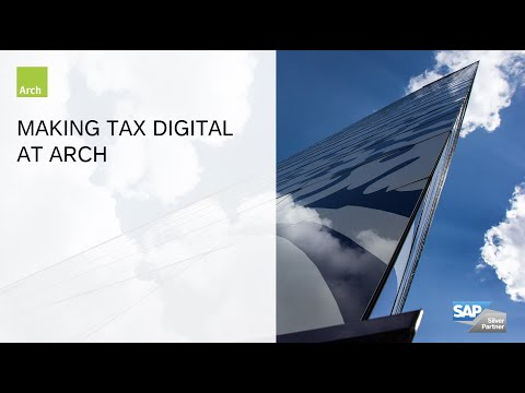 Making Tax Digital at Arch – Our Success Story