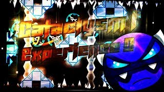 "(HD) ""Cataclysm 1 By Experience D"" (Demon SMP #20) Geometry Dash 2.1"
