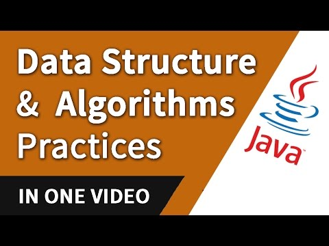 Java Programming – Data Structure and Algorithms in Java