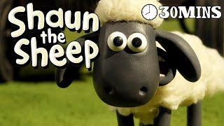 Shaun the Sheep - Season 3 - Episodes 6-10 [30 MINS]