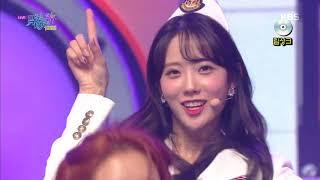 소원을 말해봐(원곡:소녀시대) - 우주소녀(WJSN) [뮤직뱅크 Music Bank] 20191018