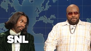 Weekend Update: Katt Williams and Suge Knight on Getting Arrested - SNL