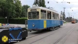 """Tw 721 """"Heidelberger"""" zurück im Museum: der Film!"""