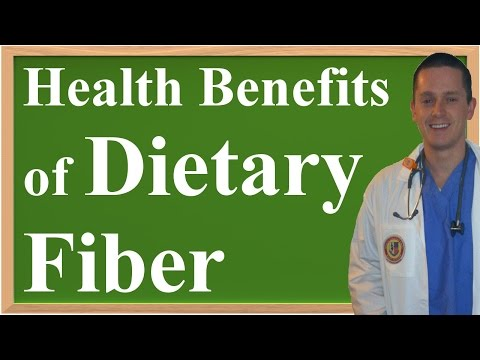 Video The Health Benefits of Dietary Fiber