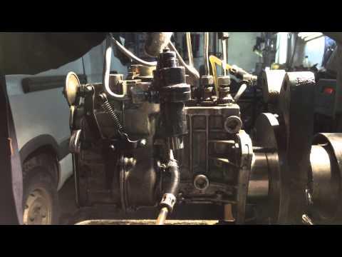 ТНВД Мersedes 601 двигатель как добавить количества топлива