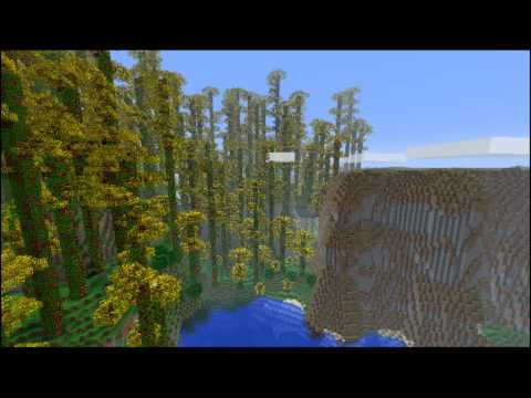 BicBiomeCraft 1.2.4 Minecraft Mod Review And Tutorial