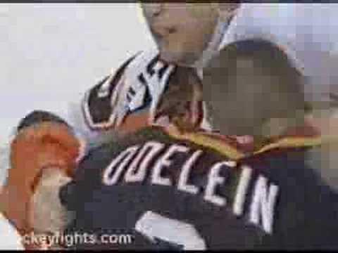 Lyle Odelein vs. Eric Godard