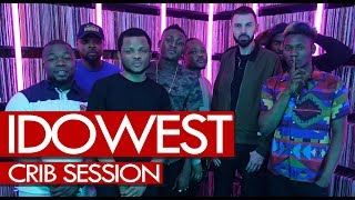 Idowest Freestyle   Westwood Crib Session