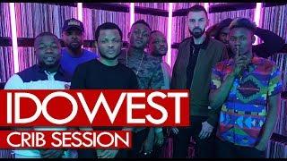 Idowest Freestyle   Westwood Crib Session
