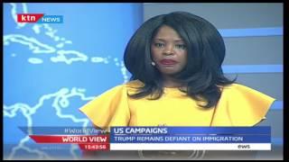 World View 25th August 2016 - [Part 1] - Black Factor in US Politics - with Farai Lorraine Gundan