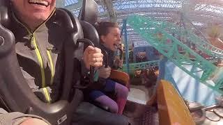 mall of america spongebob roller coaster - मुफ्त