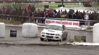 preview picture of video 'Mikuláš Rally Slušovice 2013'