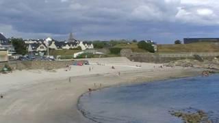 preview picture of video 'Parc Océanique de Kerguelen & Larmor Plage, Morbihan, Brittany, France 10th July 2009'