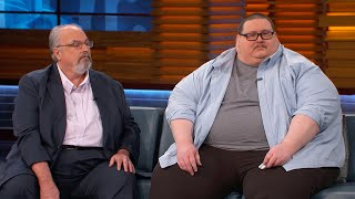 'I Can't Stop My Son From Eating Too Much,' Says Dad Of 650+ Lb. Man