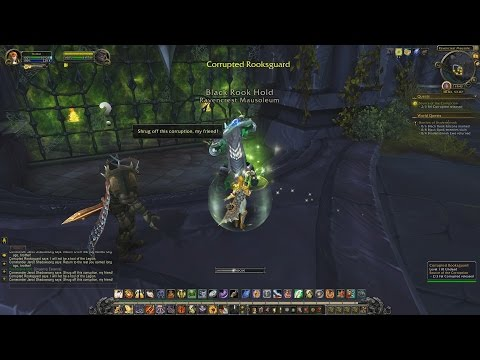 The Story of Bradensbrook Investigation - Patch 7.2 Artifact Quest
