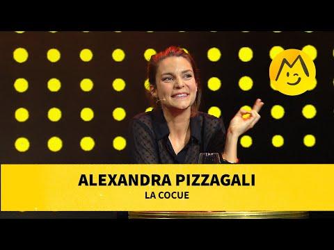 Alexandra Pizzagali - La Cocue Montreux Comedy Festival